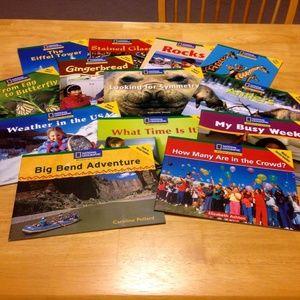 National Geographic Reader Bundle